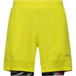 Pánské šortky Head Vision Slider Yellow