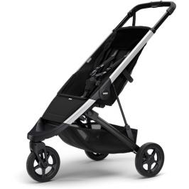 Thule Spring Stroller Aluminum (bez barevné stříšky)