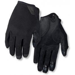 Dlouhoprsté cyklistické rukavice GIRO DND černé