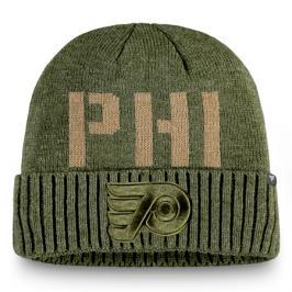 Zimní čepice Fanatics Modern Utility Cuffed Beanie NHL Philadelphia Flyers