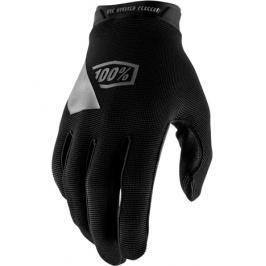 Cyklistické rukavice 100% Ridecamp černé
