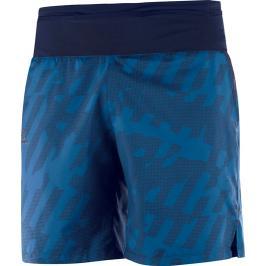 Pánské šortky Salomon XA Training modré