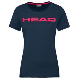 Dámské tričko Head Club Lucy Dark Blue/Magenta