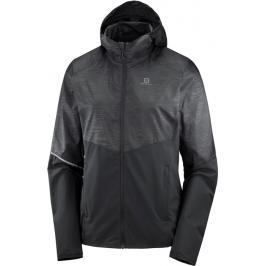 Dámská bunda Salomon Agile FZ Hoodie černá