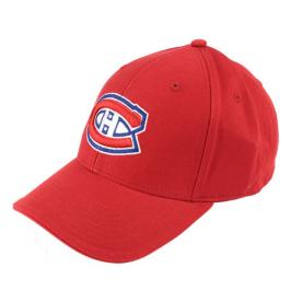 Kšiltovka Fanatics Core Structured Adjustable NHL Montreal Canadiens