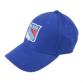 Kšiltovka Fanatics Core Structured Adjustable NHL New York Rangers