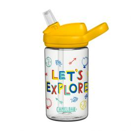 Dětská láhev CamelBak Eddy+ Kids 0.4l Lets Explore
