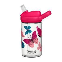 Dětská láhev CamelBak Eddy+ Kids 0.4l Colorblock Butterflies