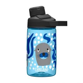 Dětská láhev CamelBak Chute Mag Kids 0.4l Curious Sea Lions