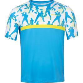 Pánské tričko Babolat Compete Crew Neck Tee Blue