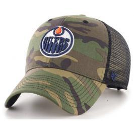 Kšiltovka 47 Brand MVP Trucker Branson NHL Edmonton Oilers Camo