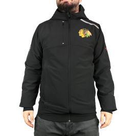 Pánská bunda Fanatics Clutch Anorak NHL Chicago Blackhawks