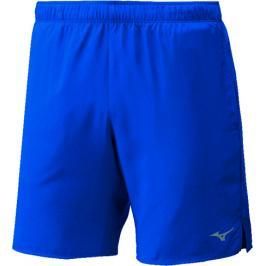 Pánské šortky Mizuno Core 7.5 Mid modré