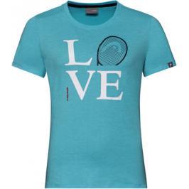 Dívčí tričko Head Vision Love Blue