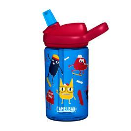 Dětská láhev CamelBak Eddy+ Kids 0.4l Skate Monsters