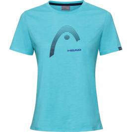 Dámské tričko Head Club Lara Blue