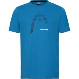 Pánské tričko Head Club Carl Blue