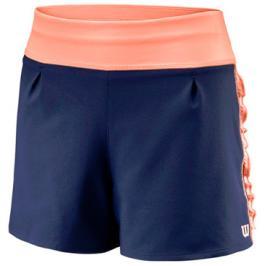 Dětské šortky Wilson Core 2.5 Short G Navy/Papaya