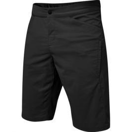 Cyklistické šortky Fox Ranger Utility Short černé