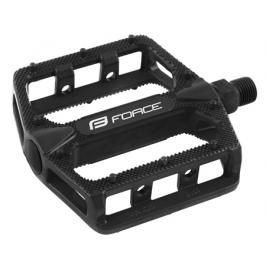 Pedály FORCE BMX HOT hliníkové černé