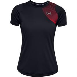 Dámské tričko Under Armour Qualifier ISO-Chill černé