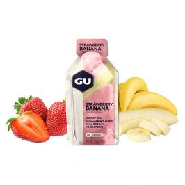 Energetický gel GU Energy 32 g Strawberry Banana