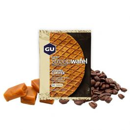 Energetické vafle GU Energy Wafel Caramel Coffee