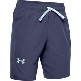 Chlapecké šortky Under Armour Woven modré