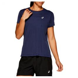 Dámské tričko Asics Silver SS Top tmavě modré