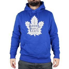 Pánská mikina s kapucí Fanatics Primary Core NHL Toronto Maple Leafs