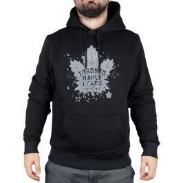 Pánská mikina s kapucí Fanatics Shatter Core NHL Toronto Maple Leafs