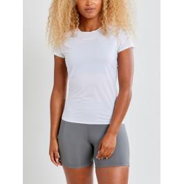 Dámské tričko Craft Nanoweight bílé