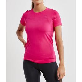 Dámské tričko Craft Fuseknit Light SS růžové