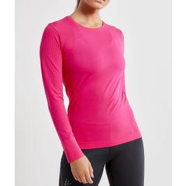 Dámské tričko Craft Fuseknit Light LS růžové