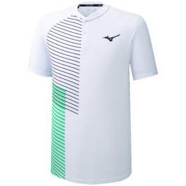 Pánské tričko Mizuno Shadow Polo White