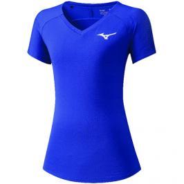 Dámské tričko Mizuno Tee Blue