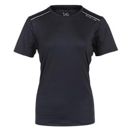 Dámské tričko Endurance Tech Elite X1 SS Tee černá