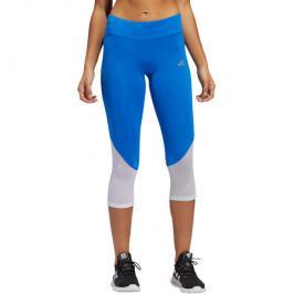 Dámské 3/4 legíny adidas Own The Run modré