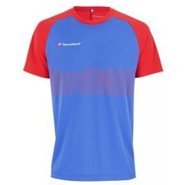 Dětské tričko Tecnifibre F2 Airmesh Blue 17