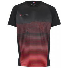 Dětské tričko Tecnifibre F4 Laservent Black
