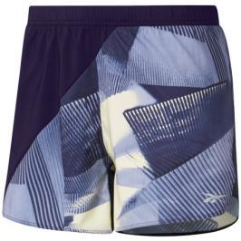 Dámské šortky Reebok 4 Inch Short fialové