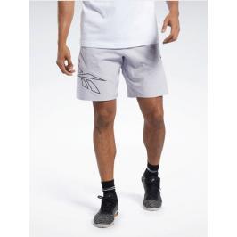 Pánské šortky Reebok Epic Short šedé