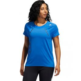 Dámské tričko adidas Heat.RDY modré