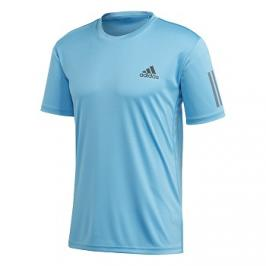 Pánské tričko adidas Club 3-Stripes Light Blue