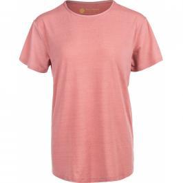 Dámské tričko Endurance Lizzy Slub růžové
