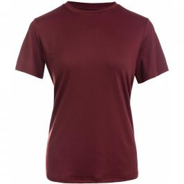Dámské tričko Endurance Sidoar Sustainable Tee vínové