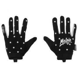 Cyklistické rukavice Maloja WarrenM.Nos černé