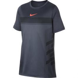 Dětské tričko Nike Court Legend Rafa Light Carbon