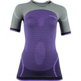 Dámské tričko UYN Running Alpha OW fialovo-šedé