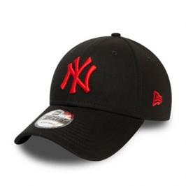 Kšiltovka New Era League Essential 9Forty New York Yankees Black